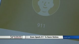 Scam Spoofs 911 to Scare Victims