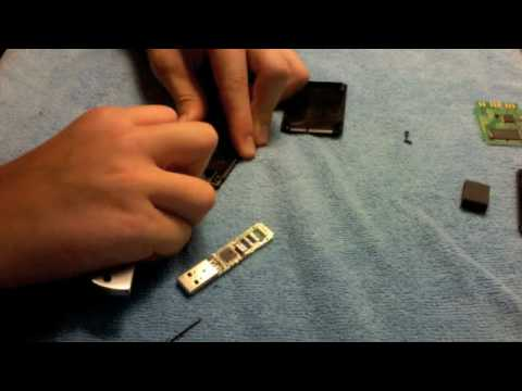 RE: How to mod a USB flash drive