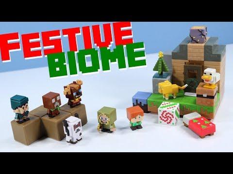 hrefhttpwwwnoonewsruwatchbhaeqq09mymminecraft mini figures festive biome pack review christmas skinshtmlminecraft mini figures festive - Christmas Skins For Minecraft