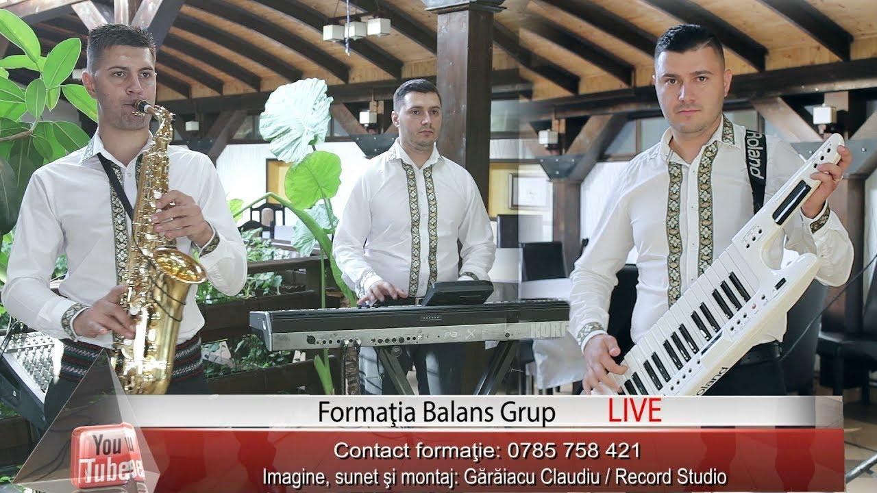 Formatia Balans Grup - Colaj Instrumental (Restaurant Elena Apa Neagra Gorj)