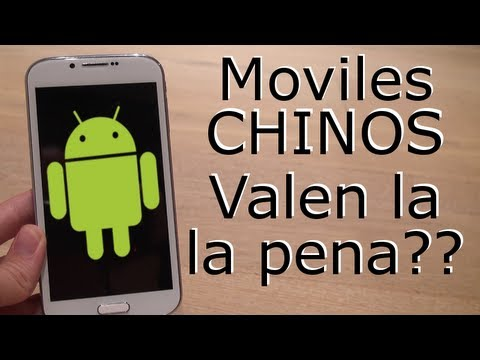 Moviles chinos - Unboxing CLON Note 2 - Valen la pena? // Pro Android