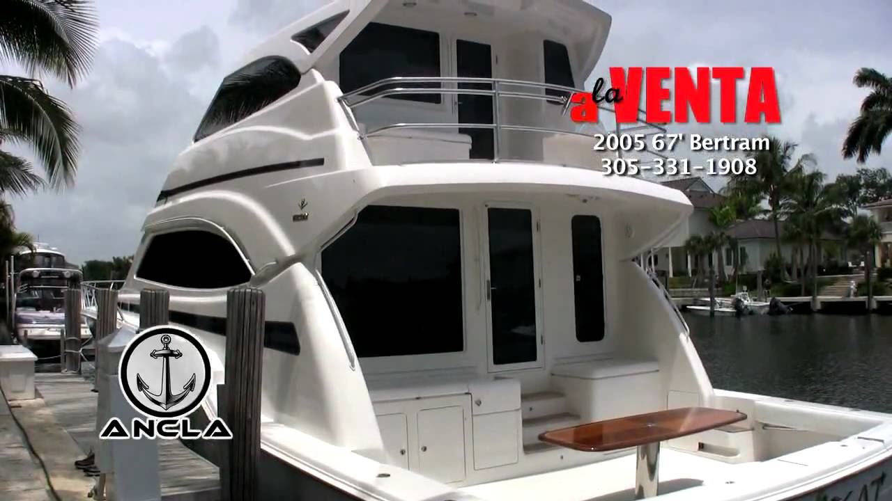 Cabo 43 And Bertram 67 Yachts For Sale YouTube