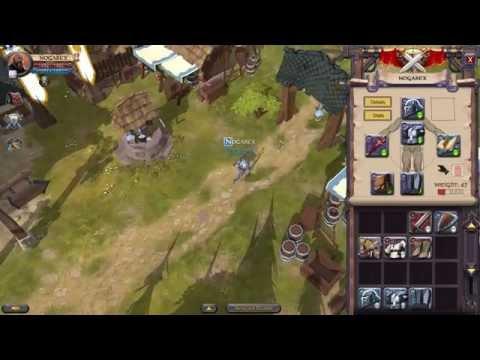 Albion Online | Classless Character Customization