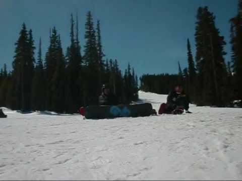 Adventures of a Snowboard Newbie - Part Two -