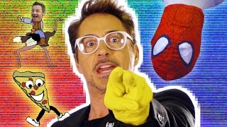 Robert Downey Jr. Plans Your Best Marvel Set Visit Ever // Omaze