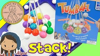 Tumball Bead-Stacking Family Game
