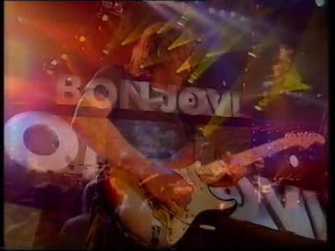 Bon Jovi - Thank You For Loving M