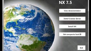 How to Install NX 7.5 on XP |  Win 7 | Win 7 | 64 bit  | 32 bit