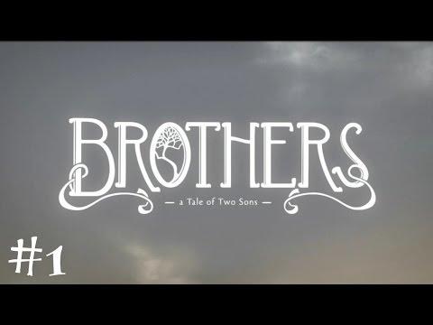 Let's Play: Brothers - A Tale of Two Sons, cz. 1 - Początek podróży