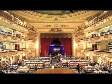 Librería El Ateneo Bookstore Buenos Aires
