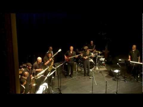 Night Train - James Brown Tribute at the Historic Douglass Theater Macon Ga