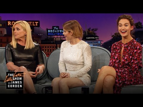Kate Mara & Lily James Have Frequented the Same Atlanta Strip Club
