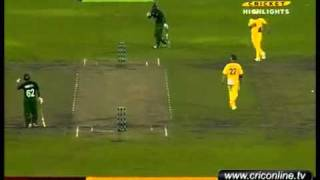 Bangladesh vs Australia 3rd odi  2011 Bangladesh bat part 1