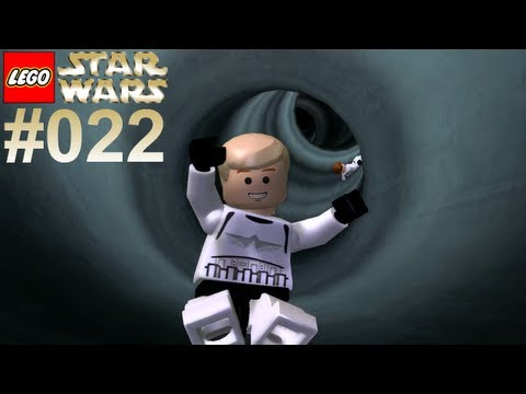 Let's Play LEGO Star Wars #022 Ab durch die Luke [Together] [Deutsch] [Full-HD]