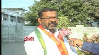 Face to Face with Nayini Rajender Reddy over ticket issue   Warangal District