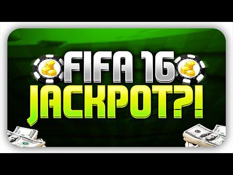 FIFA 16 JACKPOT!!! #easy