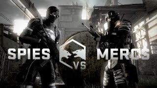 Splinter Cell_ Blacklist - Spies vs. Mercs Reveal Trailer
