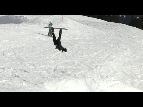 Route One Team LAAX Snowpark