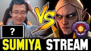 SUMIYA vs Master Tier Invoker | Sumiya Facecam Stream Moment #329