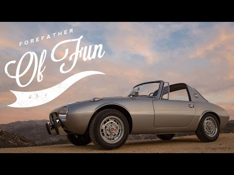 The Toyota Sports 800 Is The Forefather of Fun
