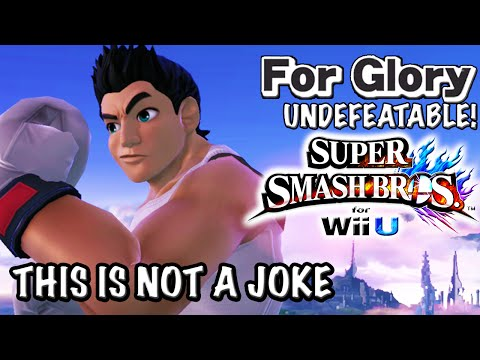 The Truth  | Undefeatable! ~ LITTLE MAC?! Ep. 1 ~ Super Smash Bros for Wii U - For Glory (HD)
