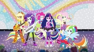 [Teaser] My Little Pony Equestria Girls: Rainbow Rocks