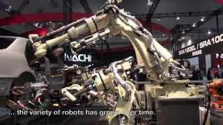 International Robot Exhibition 2013 in Tokyo