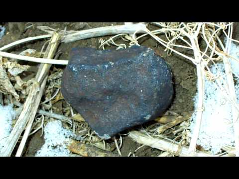 How to ID / Identify a Meteorite - Stone