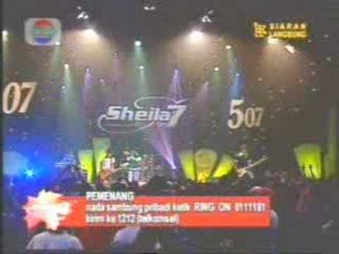 Sheila On 7 - Pemenang