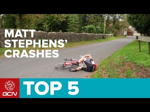 Matt Stephens' Top 5 Crashes