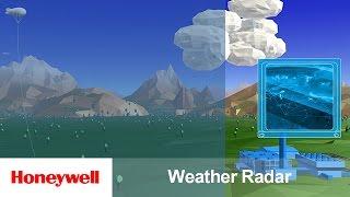 Weather Radar | Products | Honeywell Aviation