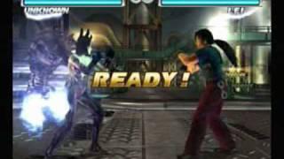 Tekken Tag Tournament - Unknown + Jin