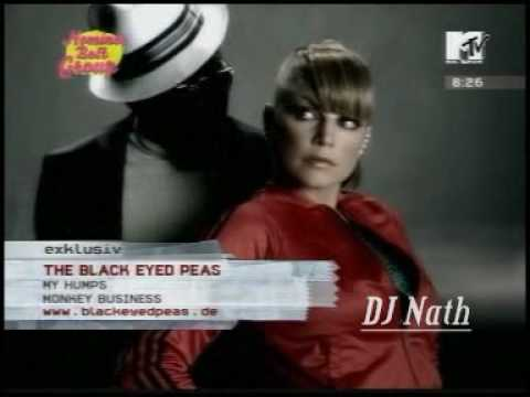 Lady Gaga vs. Black Eyed Peas (Fergie) - Poker Hump Mashup 2009 Made by DJ NATH