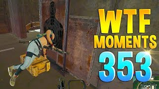 PUBG Daily Funny WTF Moments Highlights Ep 353