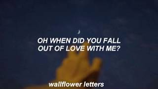 Alessia Cara - Out Of Love (lyrics)