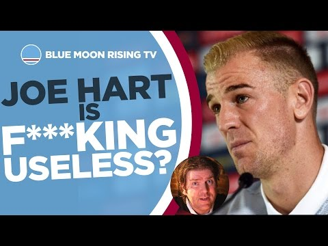 Joe Hart is F***ing Useless?! | Walter's Glass Half Full