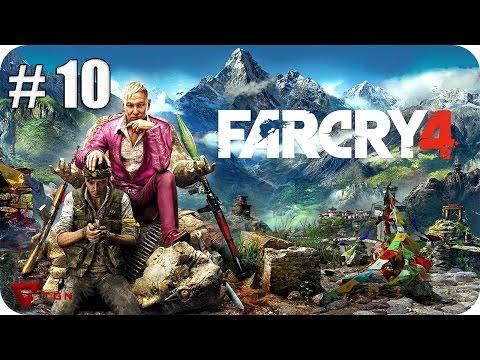 FAR CRY 4 - Gameplay Español - Capitulo 10 - Dispara al Mensajero - HD 720p
