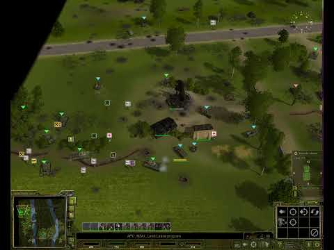 Sudden Strike Victory Day MP Match 2x2 Greenland Demo Epd 20