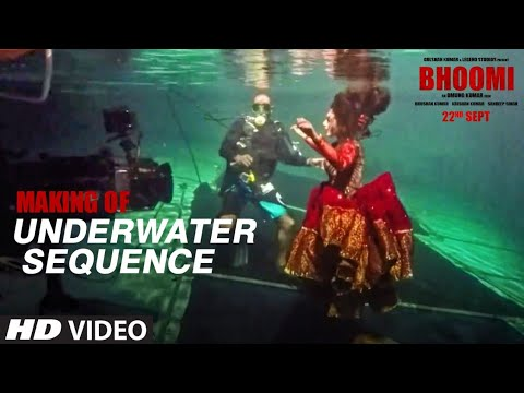 download lagu Bhoomi: Making Of Underwater Sequence  Sanjay Dutt, Aditi gratis