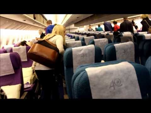 Malaysia Airlines B777-200ER Kuala Lumpur to Auckland Full Journey of MH131