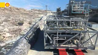 Oil and Gas - 3D Animation - Subsea Compression Test Facility - Transportation
