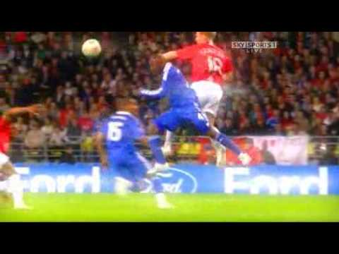Manchester United Chelsea Champions League Final 2008