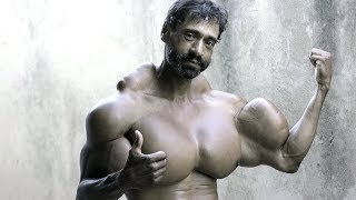 8 Unusual Fake Bodybuilders