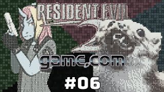 THE WORST: Resident Evil 2 for Game.com Part 6 — That's not a hallway?! — Yahweasel and IndieTimmie