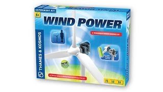 Wind Power (V3.0) by Thames & Kosmos