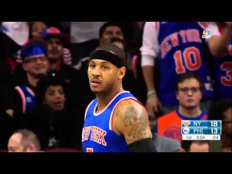 New York Knicks vs Philadelphia 76ers | December 18, 2015 | NBA 2015-16 Season