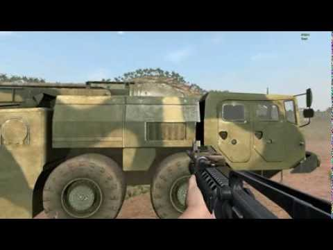 Arma2 Porn: Sex Between A Scud And Chinook, And Vehicle Lift In Ace2. video