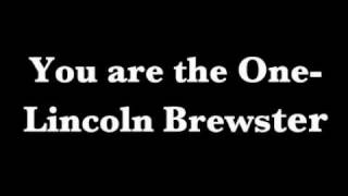 Watch Lincoln Brewster You Are The One video