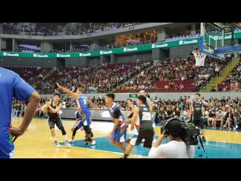 Kapamilya Playoffs All Star Basketball Game