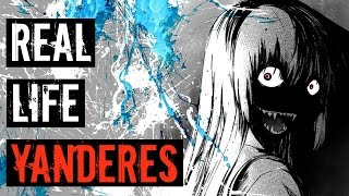 3 More Real Life YANDERE Horror Stories from 2CHAN